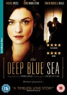 The Deep Blue Sea - British DVD cover (xs thumbnail)