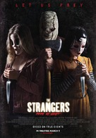 The Strangers: Prey at Night - Movie Poster (xs thumbnail)