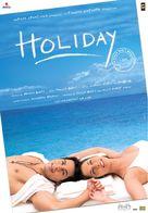Holiday - Indian poster (xs thumbnail)