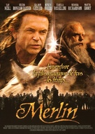 Merlin - French DVD cover (xs thumbnail)