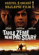 No Country for Old Men - Czech DVD cover (xs thumbnail)