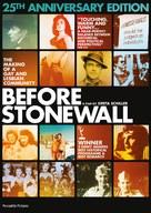 Before Stonewall - British Movie Cover (xs thumbnail)
