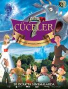 Der 7bte Zwerg - Turkish Movie Poster (xs thumbnail)