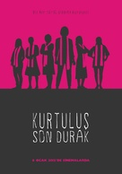 Kurtulus Son Durak - Turkish Movie Poster (xs thumbnail)
