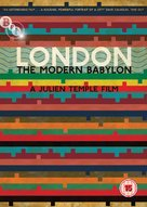 London - The Modern Babylon - British DVD cover (xs thumbnail)