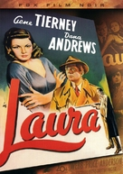 Laura - DVD movie cover (xs thumbnail)