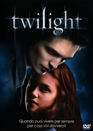 Twilight - Italian Movie Cover (xs thumbnail)