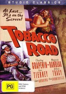 Tobacco Road - Australian Movie Cover (xs thumbnail)