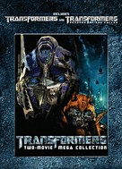 Transformers - DVD cover (xs thumbnail)