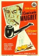 Maigret tend un piège - Spanish Movie Poster (xs thumbnail)