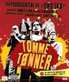 Tomme Tønner - Norwegian Blu-Ray cover (xs thumbnail)