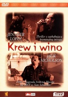 Blood and Wine - Polish Movie Cover (xs thumbnail)