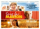Song for Marion - British Movie Poster (xs thumbnail)