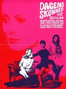 Belle de jour - Danish Movie Poster (xs thumbnail)