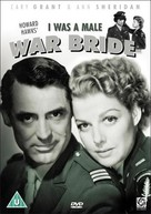 I Was a Male War Bride - British Movie Cover (xs thumbnail)