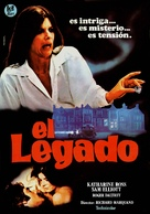 The Legacy - Spanish Movie Poster (xs thumbnail)