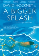 A Bigger Splash - German DVD cover (xs thumbnail)