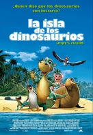 Urmel aus dem Eis - Mexican Movie Poster (xs thumbnail)