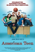 American Teen - Brazilian Movie Poster (xs thumbnail)