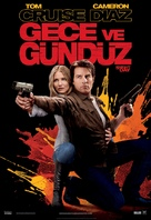 Knight and Day - Turkish Movie Poster (xs thumbnail)