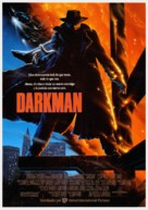 Darkman - Spanish Movie Poster (xs thumbnail)