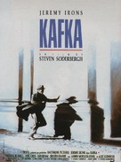 Kafka - French Movie Poster (xs thumbnail)