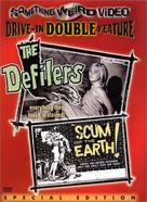 The Defilers - DVD cover (xs thumbnail)