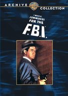 I Was a Communist for the FBI - DVD cover (xs thumbnail)