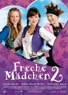 Freche Mädchen 2 - German Movie Poster (xs thumbnail)