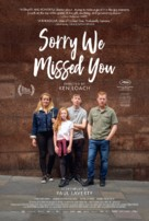 Sorry We Missed You - Movie Poster (xs thumbnail)