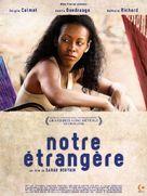 Notre étrangère - French Movie Poster (xs thumbnail)