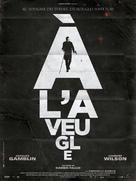 À l'aveugle - French Movie Poster (xs thumbnail)