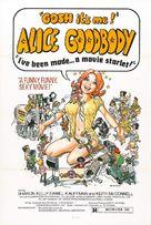 Alice Goodbody - Movie Poster (xs thumbnail)