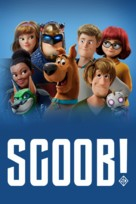 Scoob - Movie Cover (xs thumbnail)