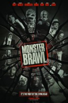 Monster Brawl - Canadian Movie Poster (xs thumbnail)