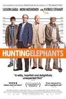 Hunting Elephants - Canadian Movie Poster (xs thumbnail)