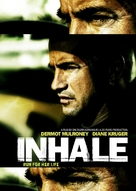 Inhale - DVD cover (xs thumbnail)
