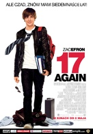 17 Again - Polish Movie Poster (xs thumbnail)