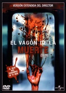 The Midnight Meat Train - Spanish DVD cover (xs thumbnail)