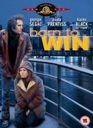 Born to Win - British DVD cover (xs thumbnail)