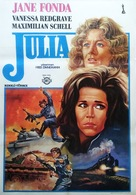 Julia - Turkish Movie Poster (xs thumbnail)