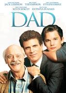 Dad - Swedish DVD cover (xs thumbnail)