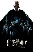 Harry Potter and the Order of the Phoenix - British Movie Poster (xs thumbnail)