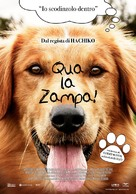 A Dog's Purpose - Italian Movie Poster (xs thumbnail)
