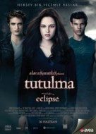 The Twilight Saga: Eclipse - Turkish Movie Poster (xs thumbnail)