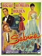 Sabrina - Belgian Movie Poster (xs thumbnail)