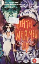Death Warmed Up - British VHS cover (xs thumbnail)