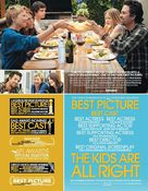 The Kids Are All Right - For your consideration movie poster (xs thumbnail)