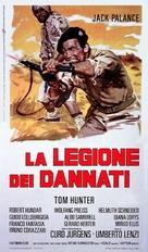La legione dei dannati - Italian Movie Poster (xs thumbnail)