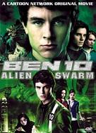 Ben 10: Alien Swarm - Singaporean Movie Cover (xs thumbnail)